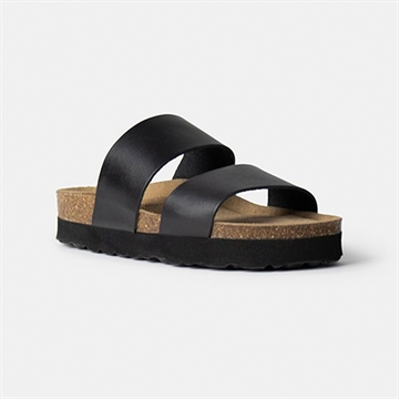 Aree Sandal Fra RE:DESIGNED - Black