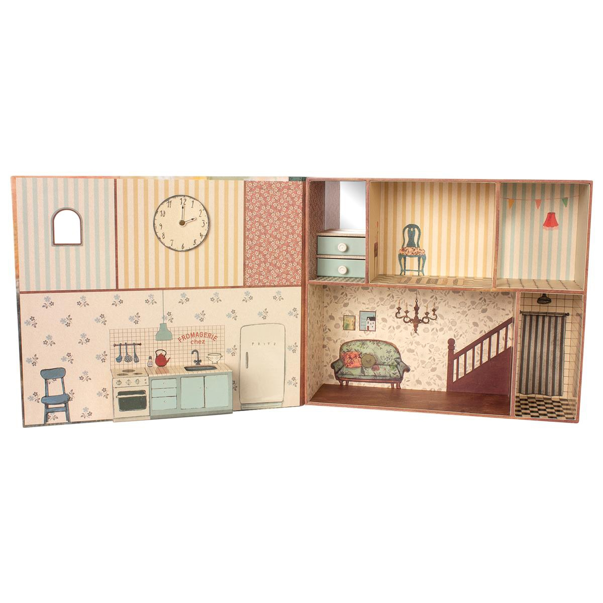 779cdc06b47 Mouse Book House Fra Maileg - Butik Unik Thisted