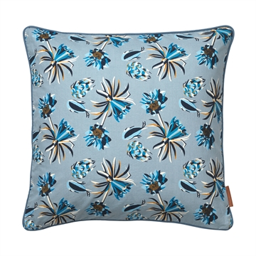 Cozy Living - Palm Pude - Dusty Blue