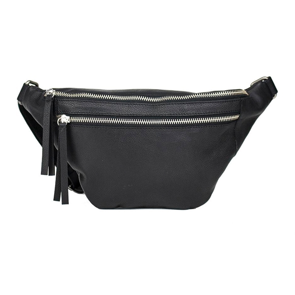 Faust Bumbag Fra RE:DESIGNED - Black