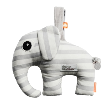 Misical toy, Elphee, grey