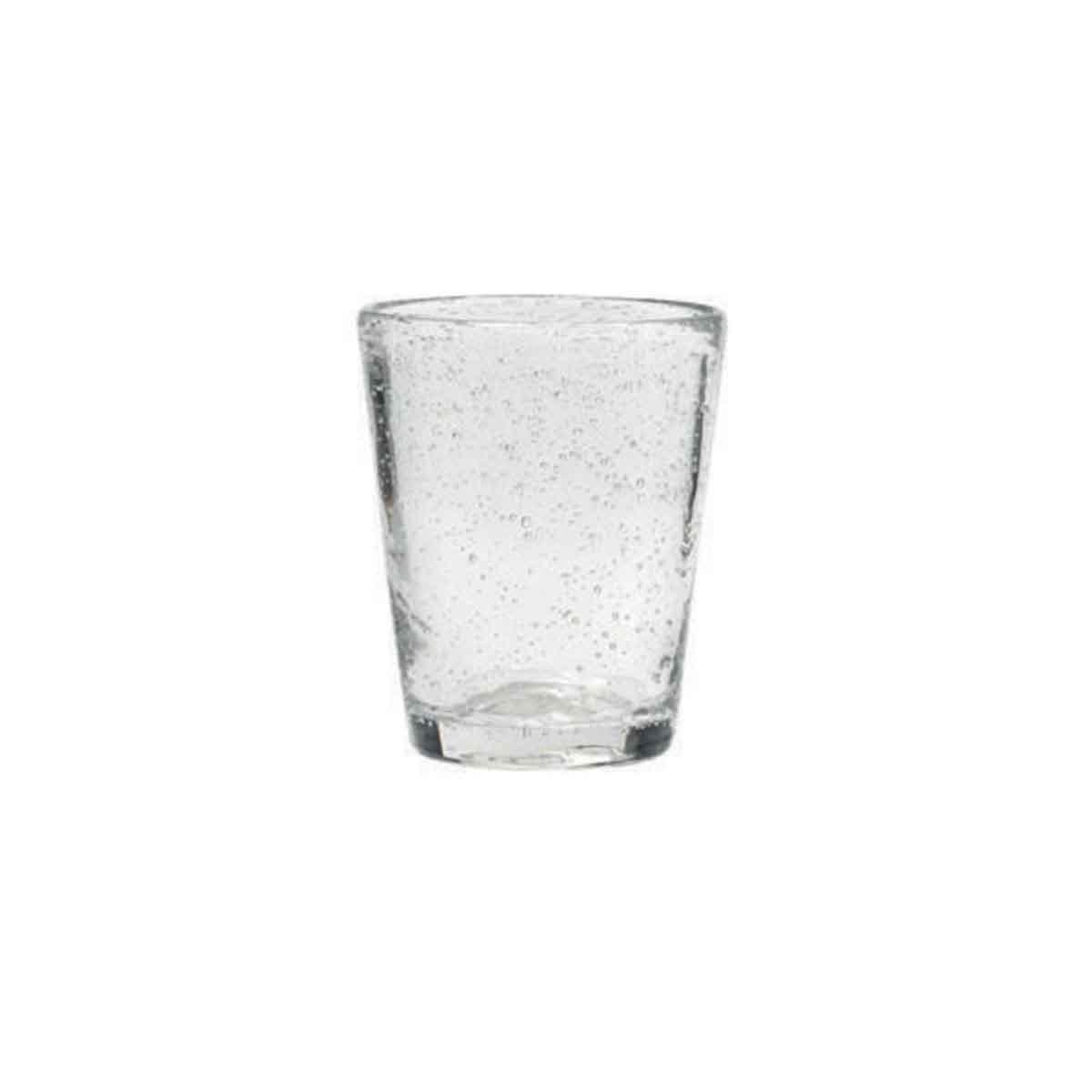 17c0405f105b Broste drikkeglas i klar glas med bobler → www.butikunik.dk