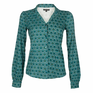 King Louie skjorte Patty Blouse Pippa