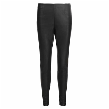 OPM Zamelu leggings i læder look