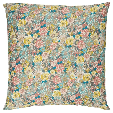Ib Laursen - Pude 60x60cm - Blomster
