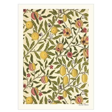 Spliid - William Morris Lemons - Plakat - 50x70cm